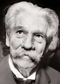 Dr Albert Schweitzer