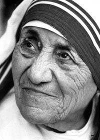 Mother Teresa of Calcutta, India