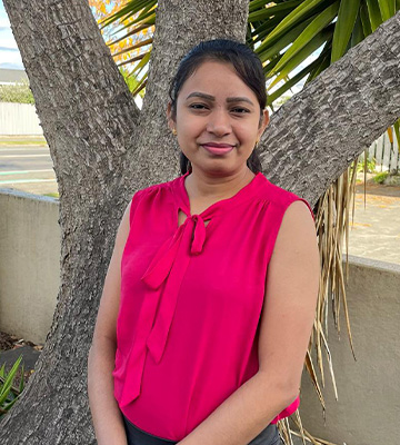 Shivani – Hygiene Facilitator